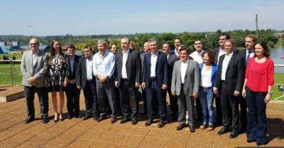 Macri confirm� fondos para vivienda y recursos para el cuidado ambiental