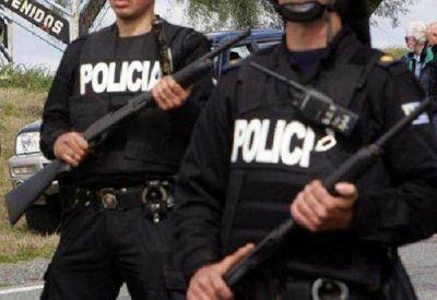 """""""La maldita policía desarrolla mecanismos de autopreservación"""