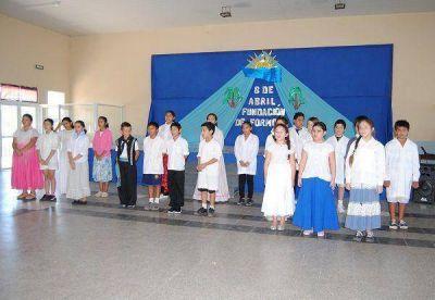 La gesta fundacional de Formosa es tema central que se viene desarrollado en las aulas y tambi�n escenarios