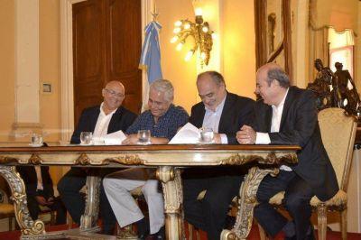 Colombi ratific� continuidad de los recortes de fondos al Municipio