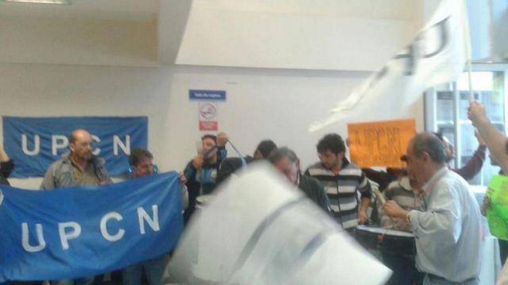 Movilizaciones y protestas por despidos en el Ministerio de Trabajo