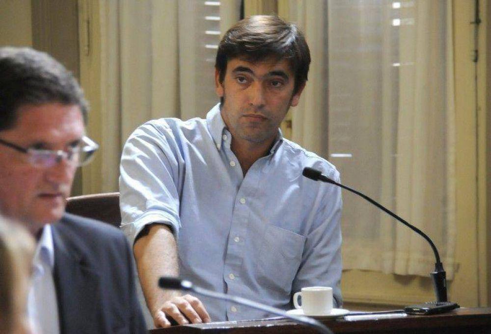 Iparraguirre dijo estar enfocado en atender las inquietudes de los vecinos