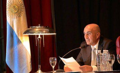 """Eduardo Rodríguez: """"reafirmemos nuestro compromiso para aportar lo mejor de nosotros para una Olavarría pujante"""""""