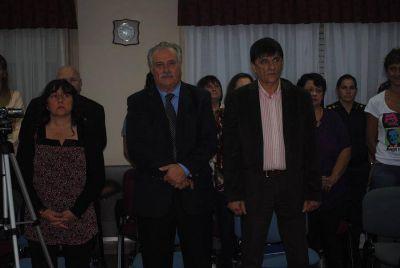 Gasparini habló durante dos horas frente a los concejales