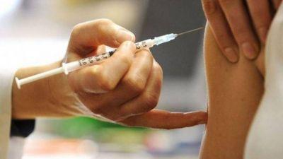 Contra la gripe: el lunes comienza la vacunación en hospitales y centros de salud