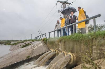 """""""Estamos en el punto más crítico de la emergencia hídrica"""""""