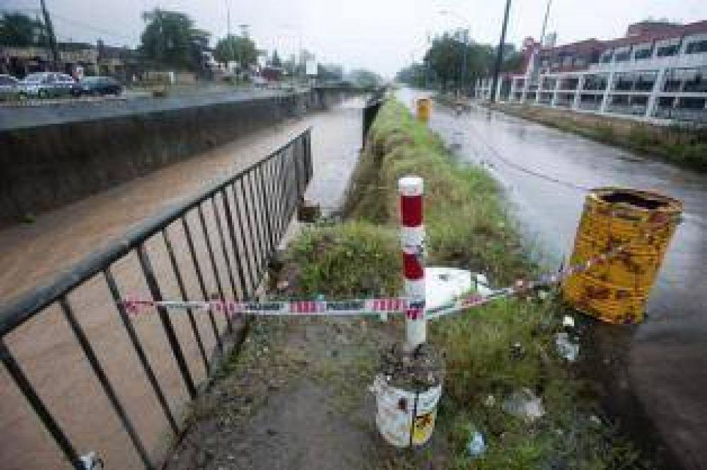 Después de un año, se reparará el Canal Sur
