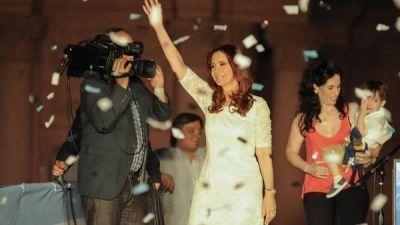 El kirchnerismo duro sali� a defender a Cristina y agitar la convocatoria a Tribunales