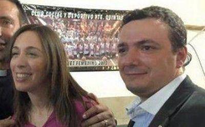 """""""Hoy Daniel García está integrado en el bloque pero tenemos diferencias"""""""
