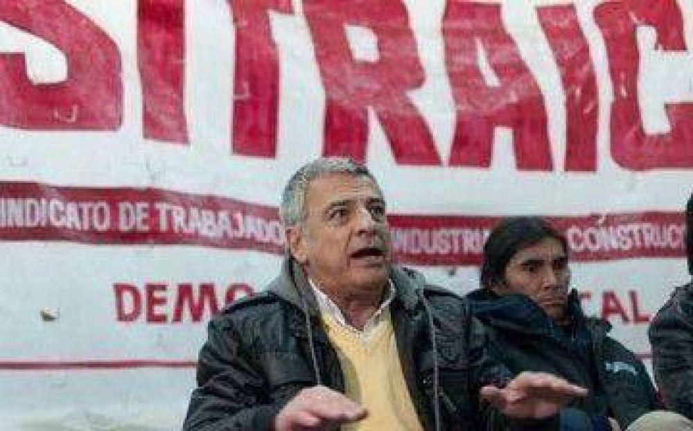 El Sitraic marchará a la Camara de la Construcción y al Ministerio de Trabajo