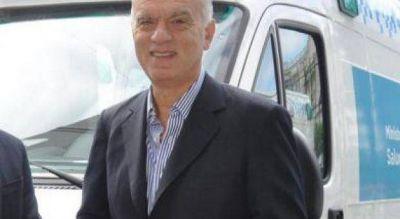 Grindetti se refugia en la gestión: Adelantó el inicio del SAME en menos de un mes