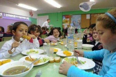 Los recortes en los alimentos para comedores escolares de Buenos Aires y la reacción de Ricardo Moccero