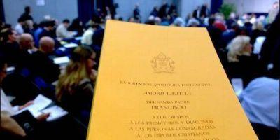 El Papa insiste en Twitter en que los divorciados vueltos a casar