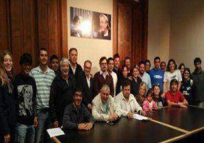 El FPV realizó un comunicado en apoyo a Cristina Fernández
