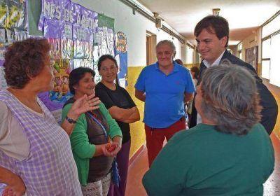 """Sebastián Galmarini: """"Hay que trabajar fuertemente para brindar un servicio educativo de calidad"""""""