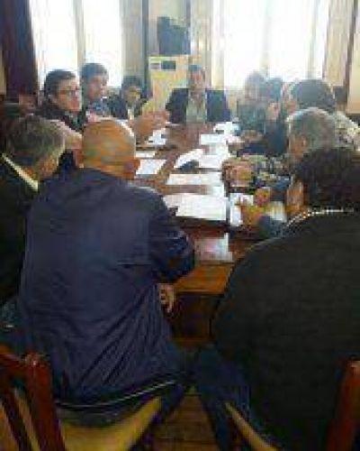 Avances en la reunión por el Comité de Desarrollo del Sistema del Transporte Público