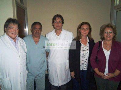 Se realizó una reunión de Región Sanitaria en el Hospital local