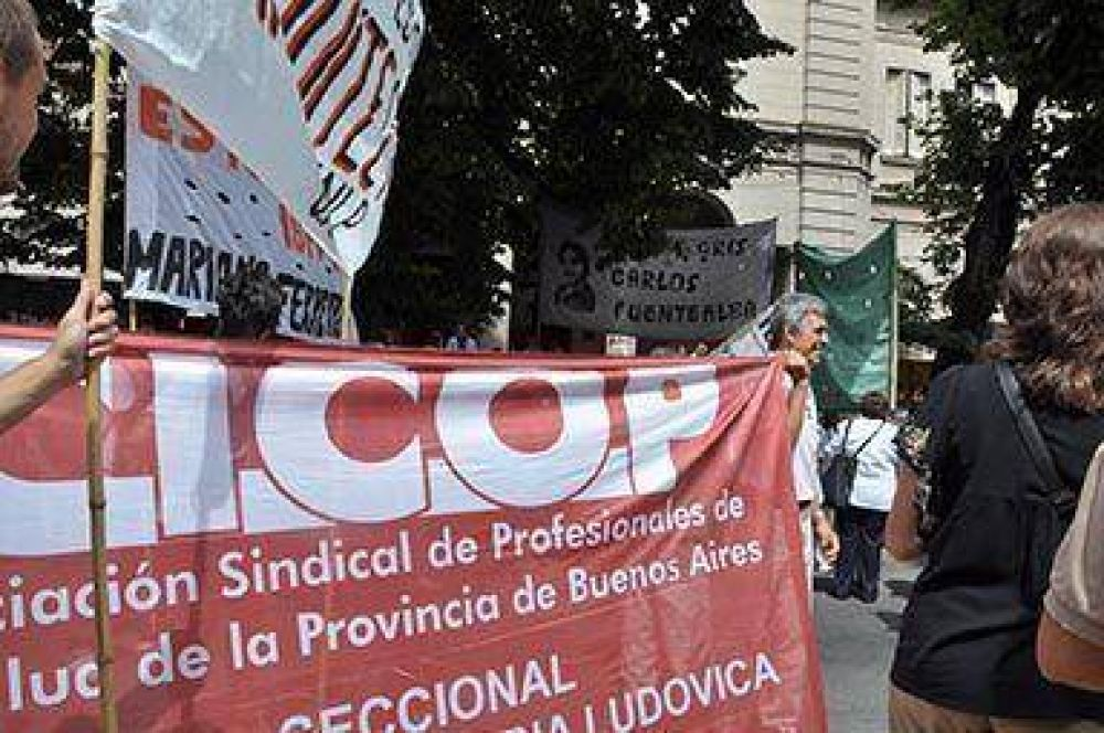 Médicos de Cicop paran tres días desde mañana para reclamar mejores salarios