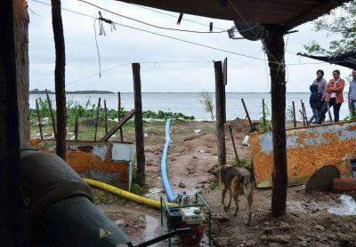 Persiste una emergencia sanitaria por las intensas lluvias