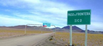 Chile invertirá 12 millones de dólares en la pavimentación total del Paso de Sico