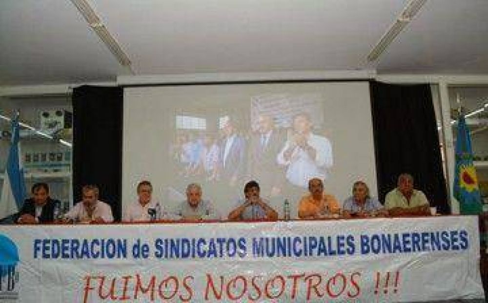 """FESIMUBO le recordó a Vidal que """"mediante el diálogo o la lucha se cumplirán los objetivos"""""""
