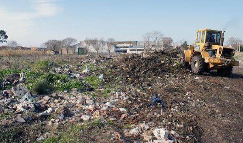 Preocupa los permanentes paros en el predio de residuos
