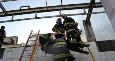 Por falta de recursos los bomberos voluntarios dejan de prestar servicio