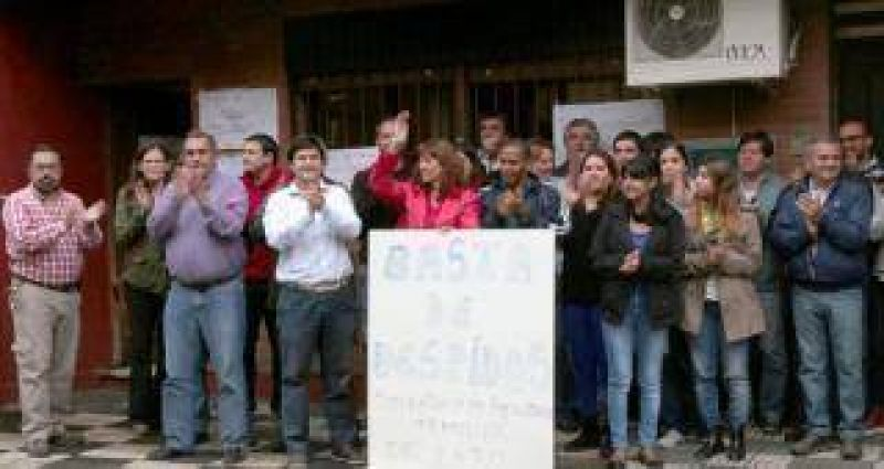 Trabajadores de Agricultura Familiar en pie de guerra