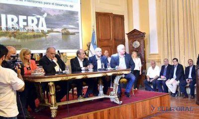 La Provincia presentó el plan de desarrollo del Iberá con una inversión de $900 millones