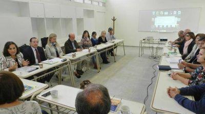 Autoridades de la Unse se reunieron en el marco del plan estrat�gico institucional