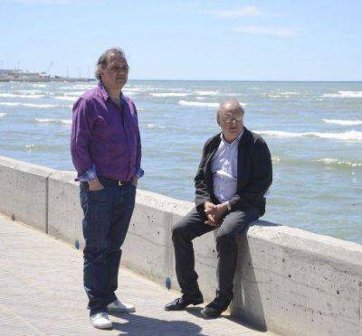 Carlos Linares encabeza la caravana chubutense en apoyo a Cristina Kirchner