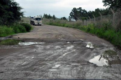 Licitaron el mantenimiento de los caminos rurales