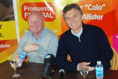 Mac Allister en defensa de Macri: