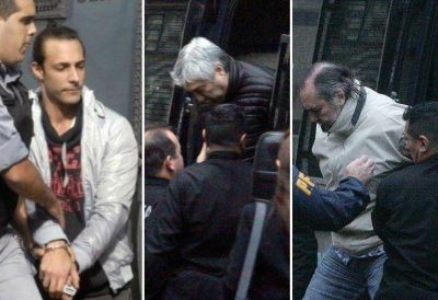Leonardo Fari�a recibi� amenazas y la Metropolitana cuida a su familia