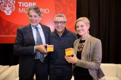 """Julio Zamora: """"Queremos que en Tigre el espacio público sea el motor del desarrollo"""""""