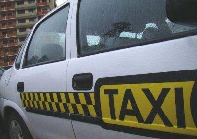 Los taxistas pidieron otro aumento: 15%