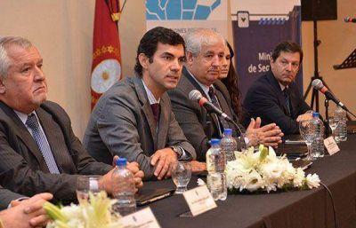 Debaten en Salta funcionarios de seguridad, jueces, camaristas y fiscales del Noa
