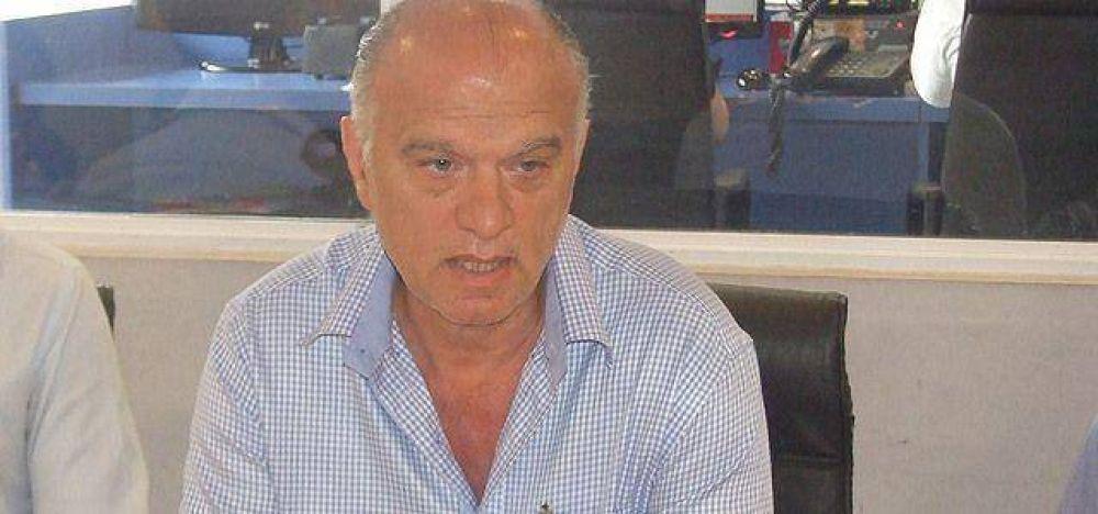 Grindetti se reunió con concejales de Lanús