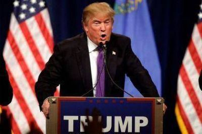 El presidente de la C�mara de Representantes de EEUU descart� competir con Trump