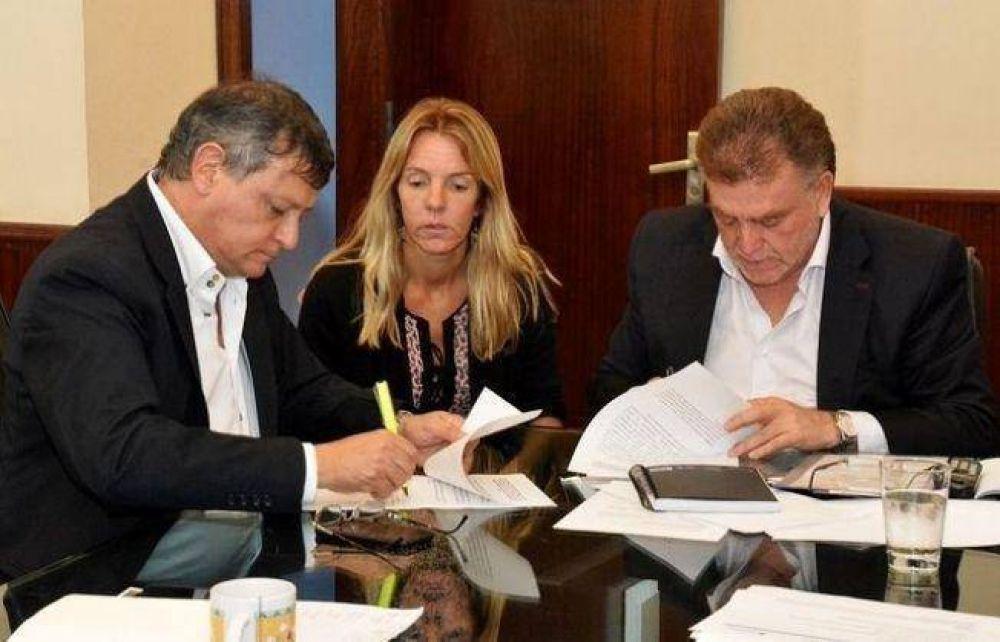 Peppo avanza en acuerdos con Nación para ejecutar viviendas