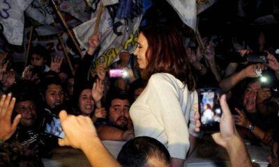 En la provincia, CFK consigue reunificar por un día al FpV
