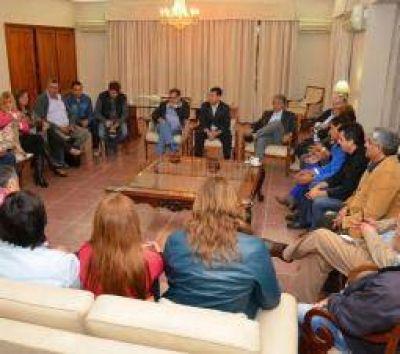 El oficialismo acus� Fuerza C�vica de �trabar fondos para La Rioja