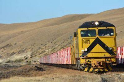 YCRT reactivó el tren a Loyola con 220 toneladas de carbón
