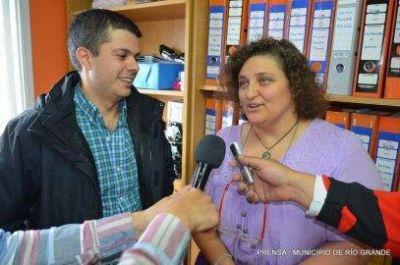 El intendente Melella firmará un convenio internacional