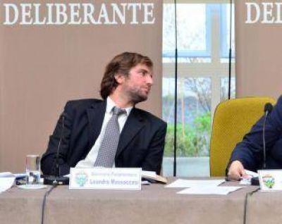 """Leandro Massaccesi afirmó que """"el radicalismo es Cambiemos"""""""