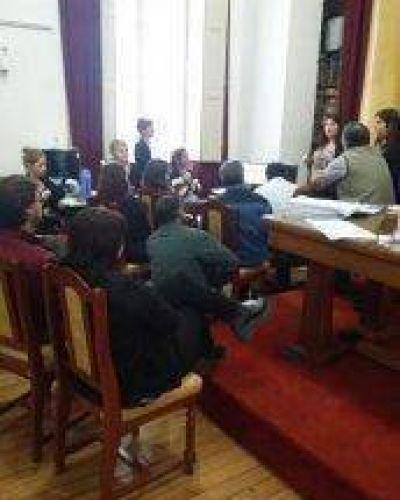 Empleados y autoridades del Concejo Deliberante participaron en una capacitaci�n de RAFAM