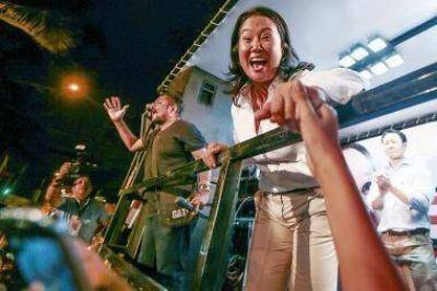 Por primera vez desde 1995 un partido tendrá la mayoría propia en el Congreso de Perú