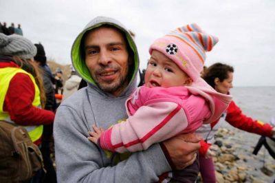 SJR: La visita del Papa a Lesbos dará visibilidad a la situación de los refugiados
