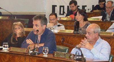El Concejo, contra el bingo en La Noria y pidió por el hospital Llavallol