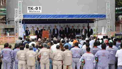 Tabacal Agroindustr�a anunci� inversiones por 450 millones de pesos